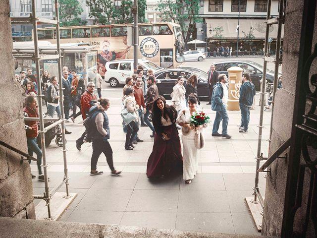 La boda de Ricardo y Carla en Madrid, Madrid 11