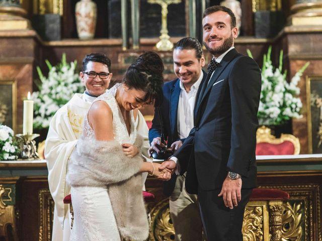 La boda de Ricardo y Carla en Madrid, Madrid 13