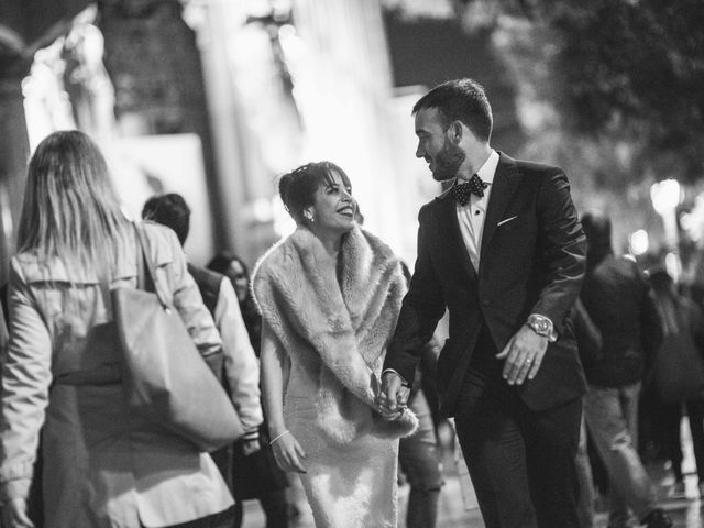 La boda de Ricardo y Carla en Madrid, Madrid 18
