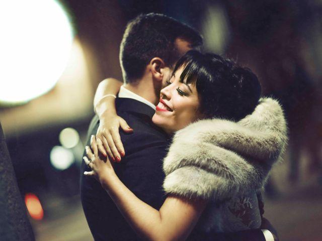 La boda de Carla y Ricardo