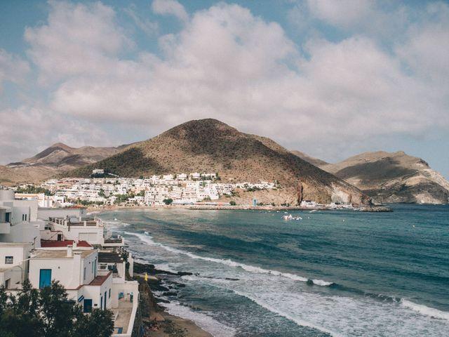 La boda de Jaime y Maria del Mar en El Cabo De Gata, Almería 2
