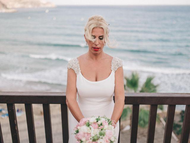 La boda de Jaime y Maria del Mar en El Cabo De Gata, Almería 37