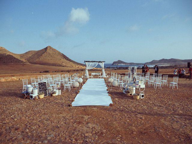 La boda de Jaime y Maria del Mar en El Cabo De Gata, Almería 39