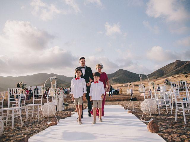 La boda de Jaime y Maria del Mar en El Cabo De Gata, Almería 43