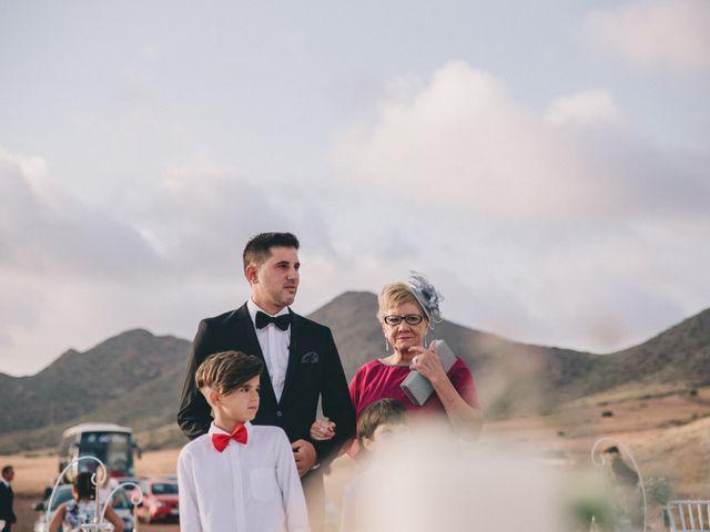 La boda de Jaime y Maria del Mar en El Cabo De Gata, Almería 44
