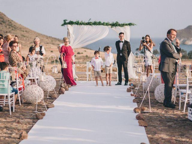 La boda de Jaime y Maria del Mar en El Cabo De Gata, Almería 47