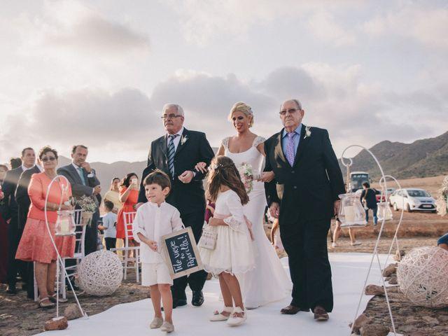 La boda de Jaime y Maria del Mar en El Cabo De Gata, Almería 48