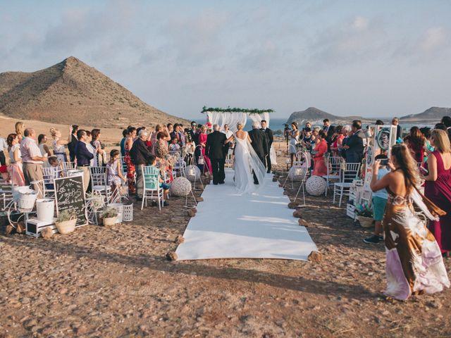 La boda de Jaime y Maria del Mar en El Cabo De Gata, Almería 49