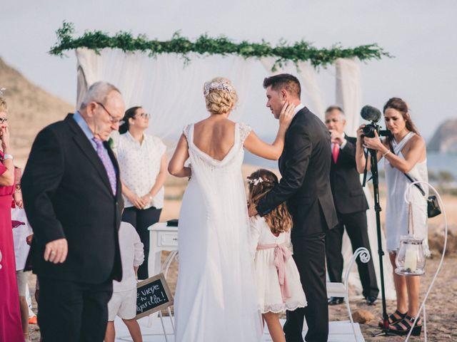 La boda de Jaime y Maria del Mar en El Cabo De Gata, Almería 50