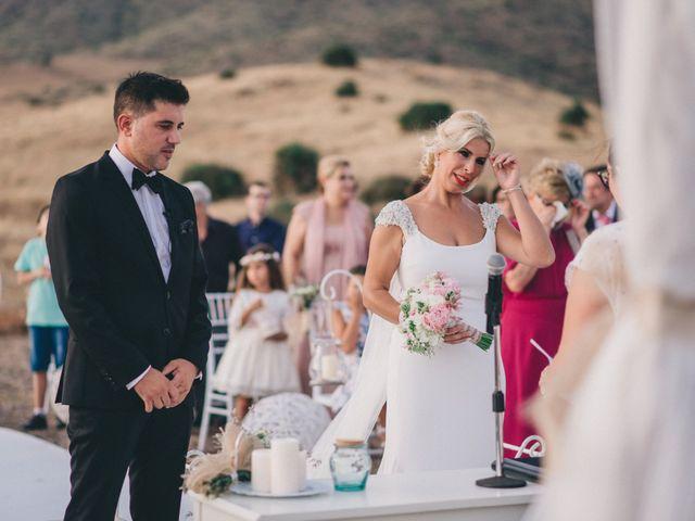 La boda de Jaime y Maria del Mar en El Cabo De Gata, Almería 52