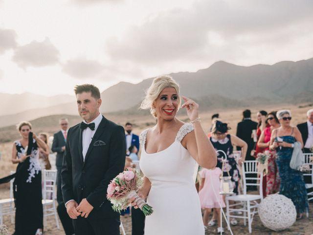 La boda de Jaime y Maria del Mar en El Cabo De Gata, Almería 53