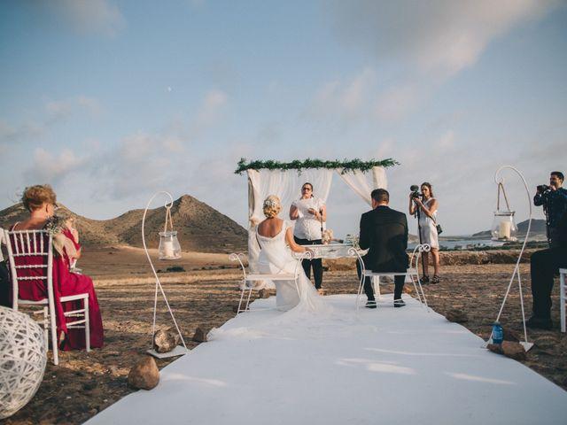 La boda de Jaime y Maria del Mar en El Cabo De Gata, Almería 55