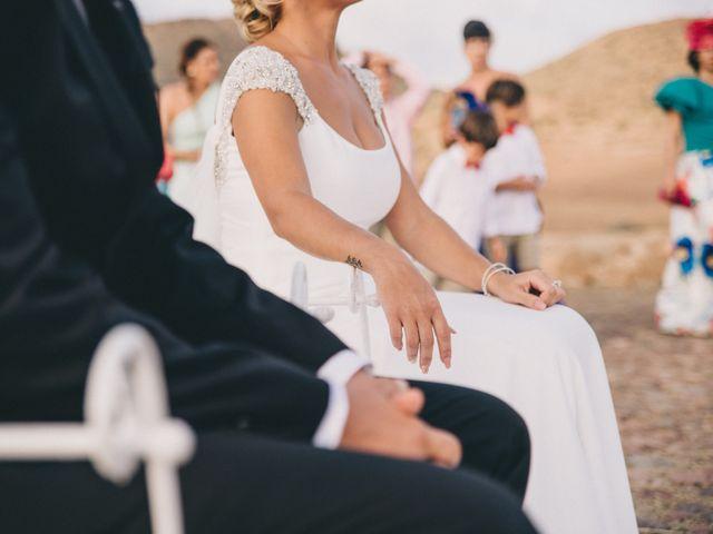 La boda de Jaime y Maria del Mar en El Cabo De Gata, Almería 59