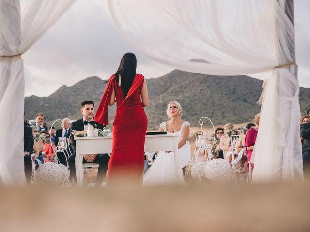 La boda de Jaime y Maria del Mar en El Cabo De Gata, Almería 62