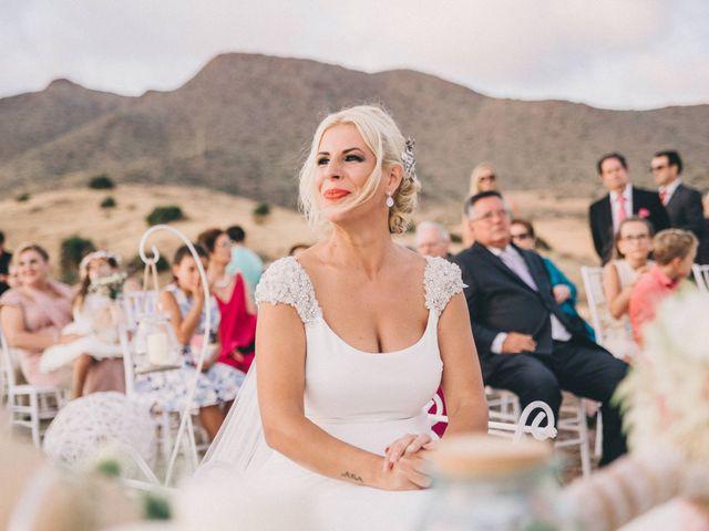 La boda de Jaime y Maria del Mar en El Cabo De Gata, Almería 65