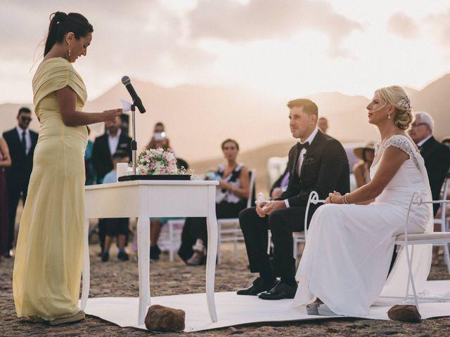 La boda de Jaime y Maria del Mar en El Cabo De Gata, Almería 66