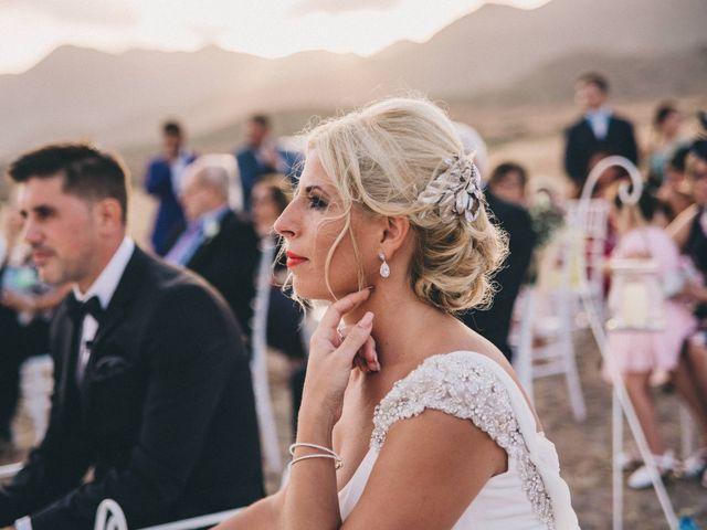 La boda de Jaime y Maria del Mar en El Cabo De Gata, Almería 67