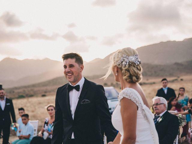 La boda de Jaime y Maria del Mar en El Cabo De Gata, Almería 68