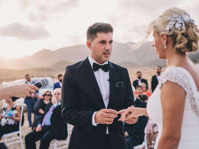 La boda de Jaime y Maria del Mar en El Cabo De Gata, Almería 72