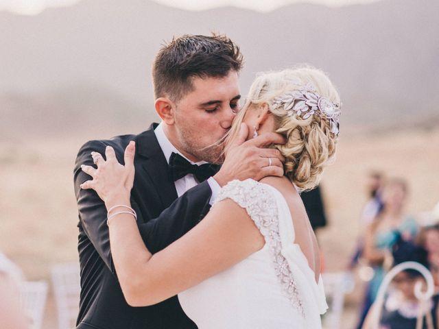 La boda de Jaime y Maria del Mar en El Cabo De Gata, Almería 1