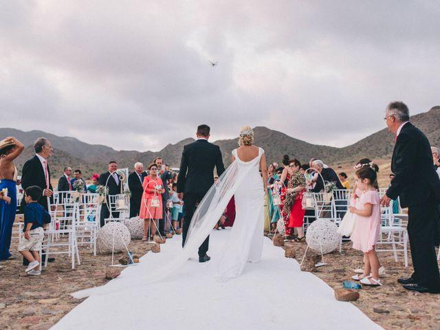 La boda de Jaime y Maria del Mar en El Cabo De Gata, Almería 79