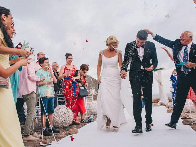 La boda de Jaime y Maria del Mar en El Cabo De Gata, Almería 80