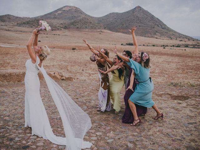 La boda de Jaime y Maria del Mar en El Cabo De Gata, Almería 83