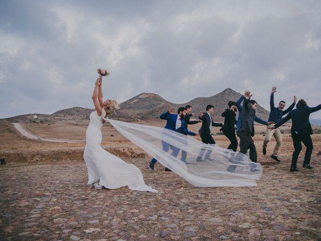 La boda de Jaime y Maria del Mar en El Cabo De Gata, Almería 84