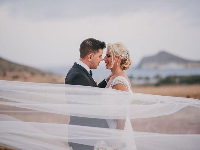 La boda de Jaime y Maria del Mar en El Cabo De Gata, Almería 88