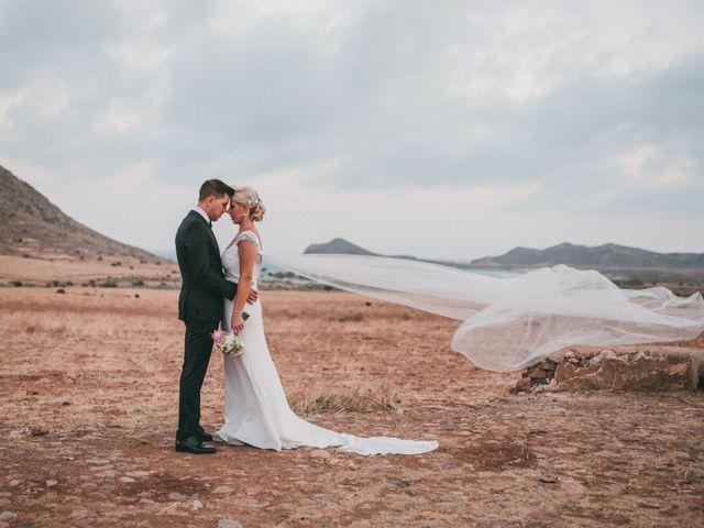 La boda de Jaime y Maria del Mar en El Cabo De Gata, Almería 91