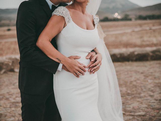 La boda de Jaime y Maria del Mar en El Cabo De Gata, Almería 93