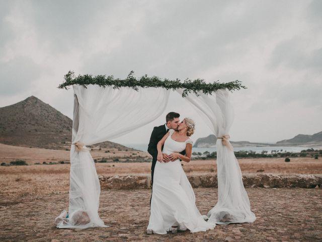 La boda de Jaime y Maria del Mar en El Cabo De Gata, Almería 94