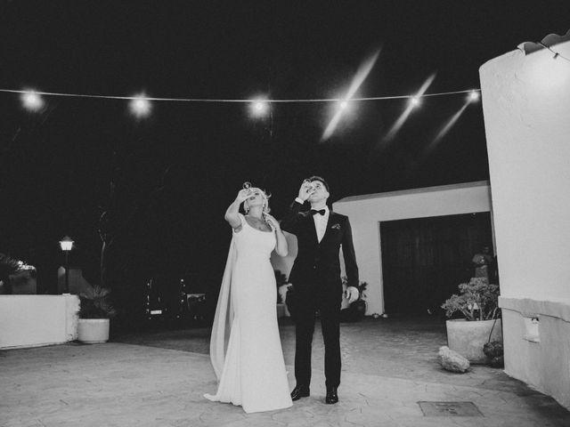 La boda de Jaime y Maria del Mar en El Cabo De Gata, Almería 100