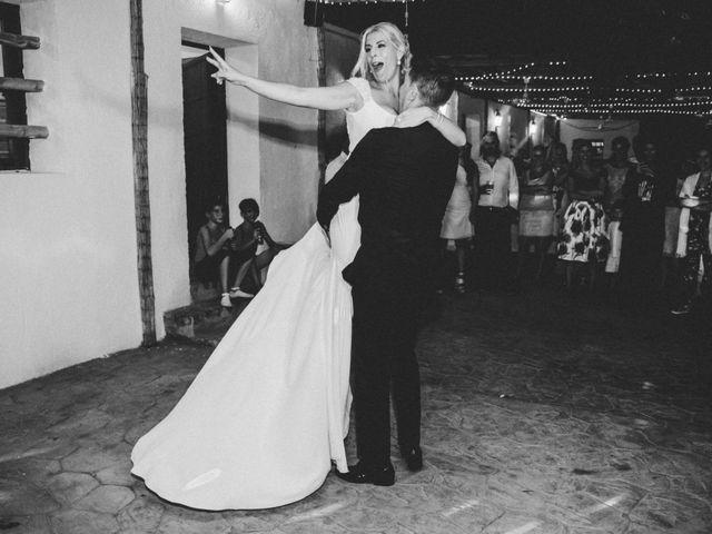 La boda de Jaime y Maria del Mar en El Cabo De Gata, Almería 105