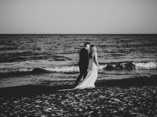 La boda de Jaime y Maria del Mar en El Cabo De Gata, Almería 111