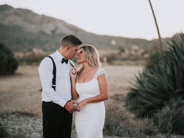 La boda de Jaime y Maria del Mar en El Cabo De Gata, Almería 115