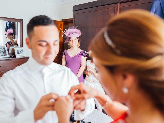 La boda de Daniel y Veronica en Herrera Del Duque, Badajoz 6