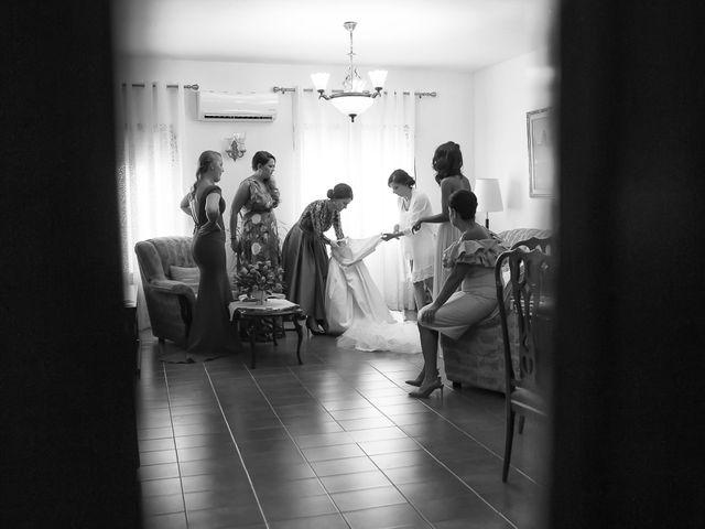 La boda de Daniel y Veronica en Herrera Del Duque, Badajoz 14