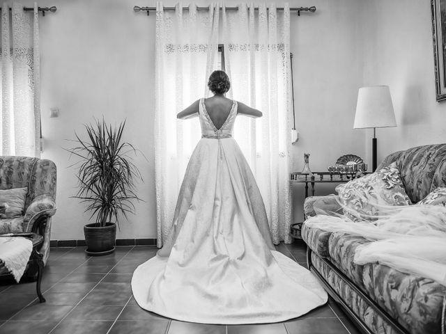 La boda de Daniel y Veronica en Herrera Del Duque, Badajoz 18
