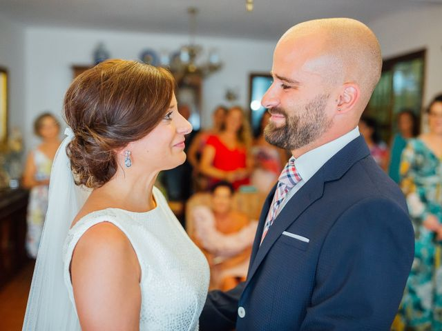 La boda de Daniel y Veronica en Herrera Del Duque, Badajoz 22