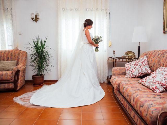 La boda de Daniel y Veronica en Herrera Del Duque, Badajoz 24