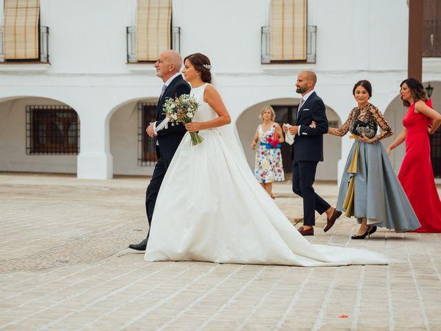 La boda de Daniel y Veronica en Herrera Del Duque, Badajoz 29