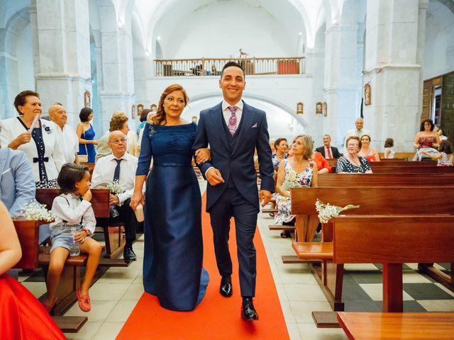 La boda de Daniel y Veronica en Herrera Del Duque, Badajoz 31