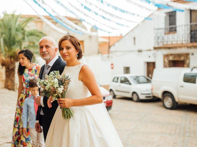 La boda de Daniel y Veronica en Herrera Del Duque, Badajoz 32