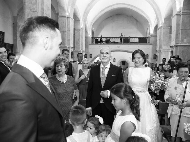 La boda de Daniel y Veronica en Herrera Del Duque, Badajoz 34