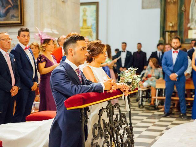 La boda de Daniel y Veronica en Herrera Del Duque, Badajoz 37