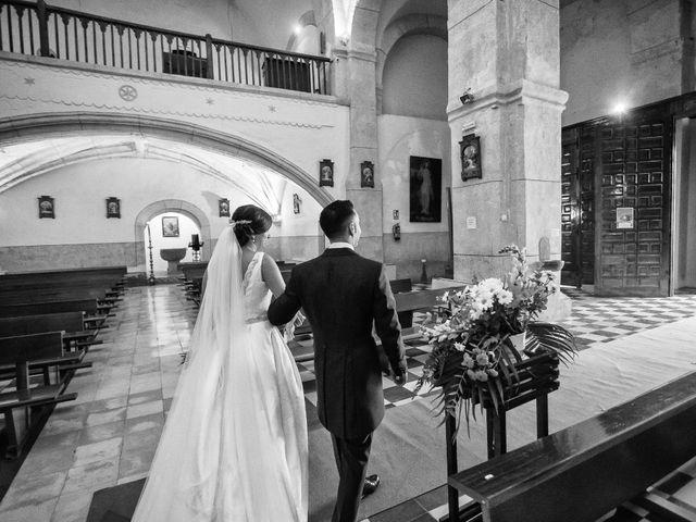 La boda de Daniel y Veronica en Herrera Del Duque, Badajoz 38