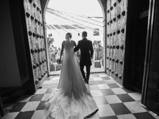 La boda de Daniel y Veronica en Herrera Del Duque, Badajoz 39