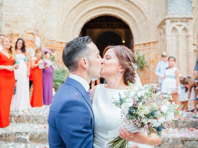 La boda de Daniel y Veronica en Herrera Del Duque, Badajoz 43