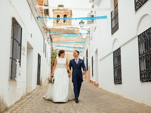 La boda de Daniel y Veronica en Herrera Del Duque, Badajoz 45